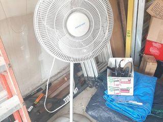 Pedestal Fan   Works