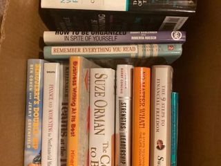 leadership and business books