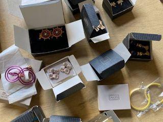 12 pairs Avon earrings