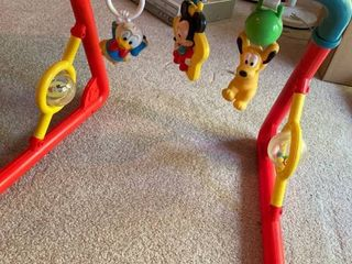 infant Mickey Mouse toy