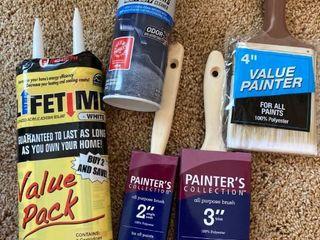 painters lot