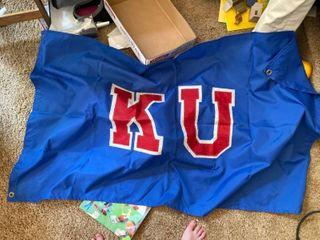 KU flag