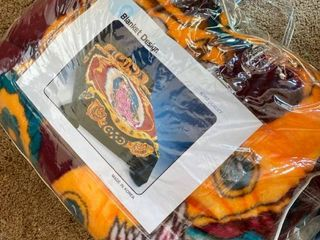 religious blanket Queen size