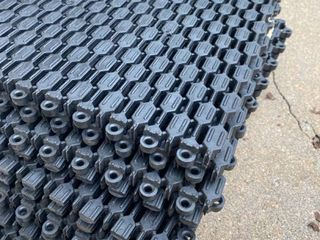 10 interlocking rubber mats