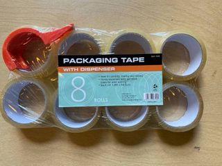 Packaging tape 8 rolls