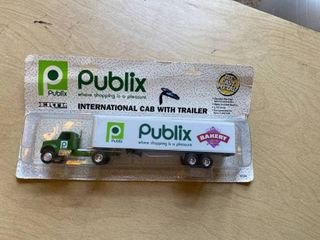 Publix toy truck