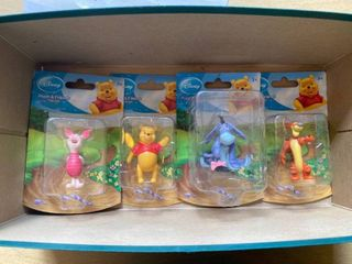 Pooh and Friends figurines
