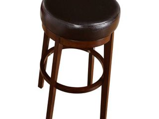Simple living 30 inch Avenue Backless Swivel Bar Stool  Retail 87 49