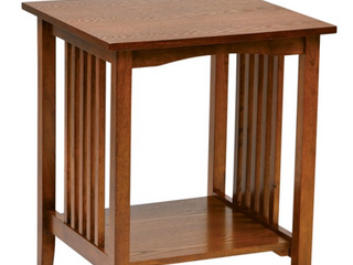 Sierra Side Table  Ash