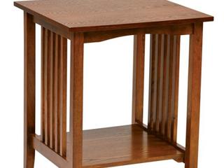 Sierra Side Table, Ash