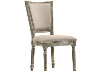 The Gray Barn Mulberry Lodge Reclaimed Grey Side Chair (Set of 2)- Retail:$225.99