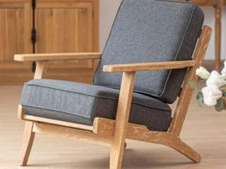 """Crestlive Products Upholstered Accent Chair Living Room Lounge Chair - 34.4"""" W*28.7"""" D*33.9"""" H-"""
