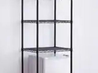 Suprima Extra Height Mini Shelf Supreme   Black