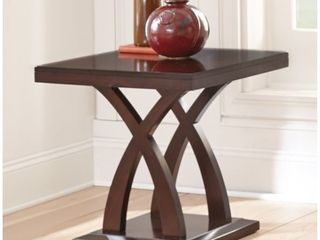 """Greyson Living Avellino End Table - 24""""W x 24""""D x 24""""H-p"""