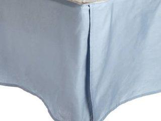 Miranda HausSolid Wrinkle Resistant Microfiber 15 inch Drop Bedskirt