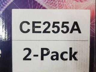Etech Work Toner Cartridge CE255A 2 pk