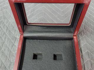Wishdiam Championship Ring Display Case