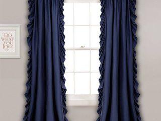 Lush Dacor Reyna Window Panel, Set of 2