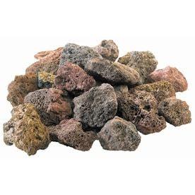 Grill Care Company 6-lb Lava Rocks