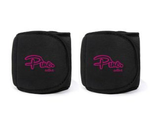 HEAlTHYMODEllIFE Ankle Weights Set by PINC Active   0 5lb  Set   As Worn by Victoria Secret Angels   Used in Top Gyms in New York