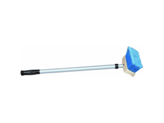 Star Brite Marine Deck Brush with Telescoping Aluminum Handle