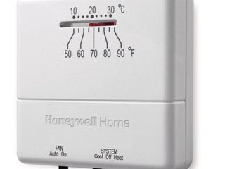 Honeywell CT31A1003 Manual Economy Thermostat