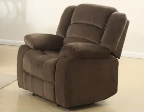 Copper Grove Shademill Brown living Room Reclining Chair Retail 318 99