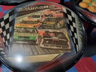 30in Nascar Martinsville Themed Table