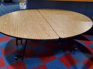 6ft Foldable Dining Table