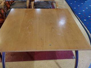 36in x 36in Square Table