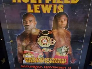 Holyfield lewis Picture  Fort Bragg Heavy Weight SGT Miree Coleman