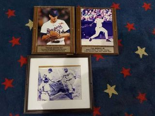 3  Baseball Pictures
