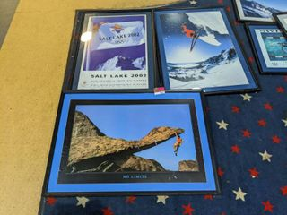 3  Assorted Framed Posters