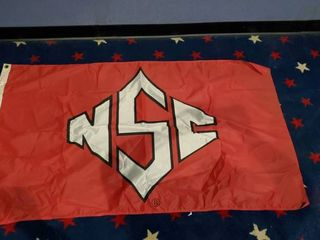 3ft x 5ft NSC Flag