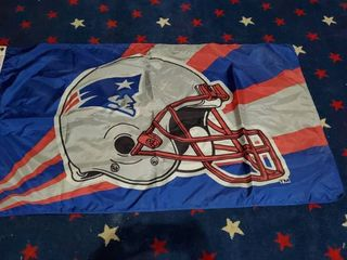 3ft x 5ft New England Patriots Flag
