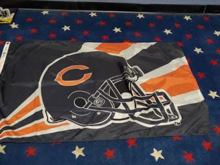 3ft x 5ft Chicago Bears Flag
