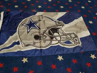 3ft x 5ft Dallas Cowboys Flag