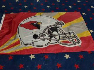 3ft x 5ft Arizona Cardinals Flag