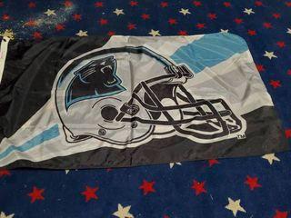 3ft x 5ft North Carolina Panthers Flag