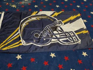 3ft x 5ft San Diego Chargers