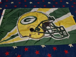 3ft x 5ft Green Bay Packers Flag