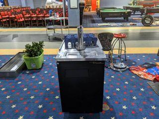 True Refrigerated One Keg Dispenser TDD 1