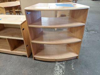 Wooden Bookshelf  3000E4141