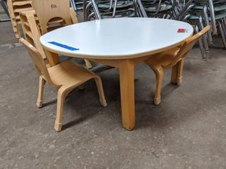 Small Table With Four Chairs  30000E4638