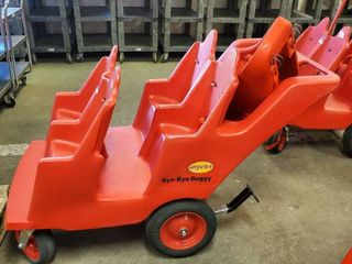 4 Passenger Bye Bye Buggy With Extra Seat