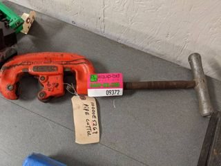 Rigid Pipe Cutter  10000E5269