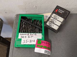 Drill Bits And Breaker Finder Multi System  10000E7311   SS 84