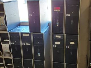 14  HP Compaq DC7900 Towers