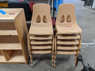 10  Plastic Children s Chairs