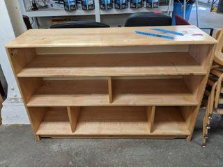 Wooden Bookshelf  3000E4133